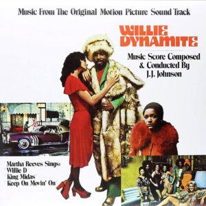 willie dynamite soundtrack